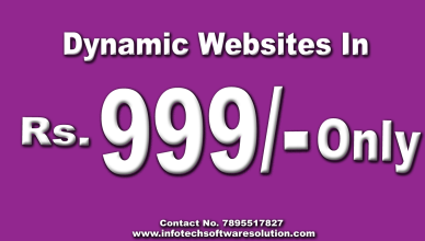 Web development and web designing company Shimla in 999/- Only